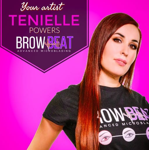 Dallas Entrepreneur, Tenielle Powers, Launches Browbeat Studio Dallas Advanced Microblading Experts In Irving, Texas